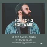 Le top 3 software de Jesse Daniel Smith @jessedanielsmith  #jessedanielsmith #interview…