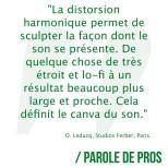 Parole de Pros - Olivier Leducq @dukesalomon, ingénieur du son au mythique Studio…