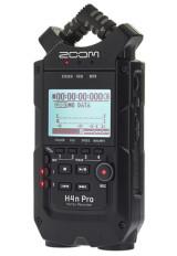 Vente Zoom H4n Pro Black
