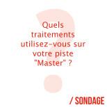"""Chez Audiofanzine, notre piste """"Master"""" est le plus souvent équipée d'un compresseur…"""