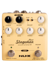 Vente Nux Stageman Floor Preamp