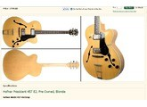 Hofner Guitars 457
