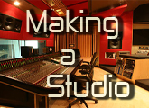Studio Considerations