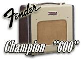 Champion 600's test