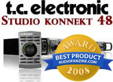 Test of TC Electronic's Studio Konnekt 48