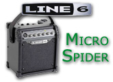 Line 6's Micro Spider: The Test