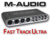M-Audio's Fast Track Ultra: The Test