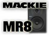 Mackie MR8 Monitors: The Test