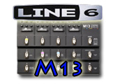 Line 6's M13: The Test