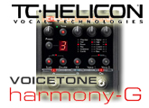 TC Helicon's Harmony-G: The Test