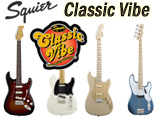 Squier Classic Vibe Series: The Test