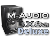 M-Audio BX8a Deluxe: The Test