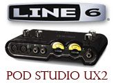 Line 6 POD Studio UX2: The Test