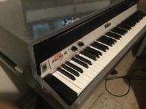Rhodes Amplification Dyno my piano
