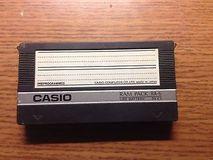 Casio RA-6