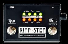 Molten Voltage Riff Step