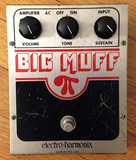 Electro-Harmonix BIG MUFF PI (1978)