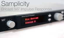 Samplicity Bricasti M7 Impulse Response Library
