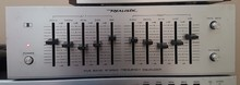 Realistic Five Band Stereo Frequency Equalizer