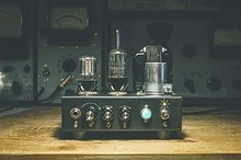 Acouphonic Mini Push Pull Tube Amp