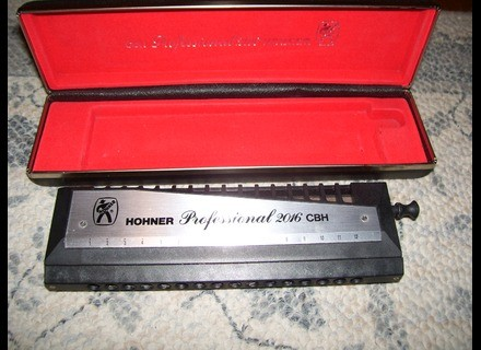 Hohner CBH PROFESSIONAL 2016 HOHNER