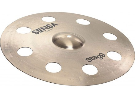 Stagg Sensa-Orbis Medium Crash 18""