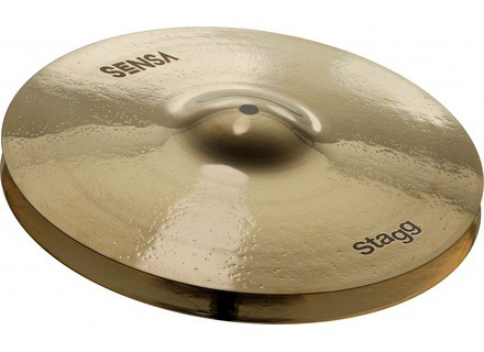 Stagg Sensa Brilliant Medium Hi-Hat 13""