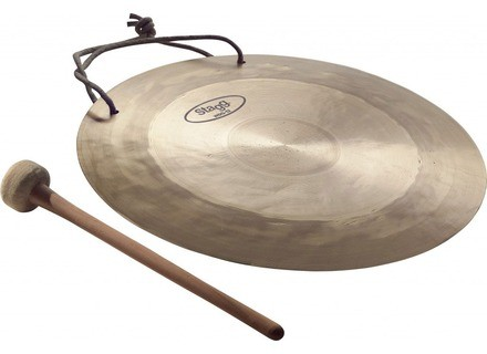 """Stagg Wind Gong 12"""" with Beater"""