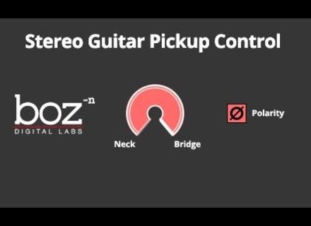 Boz Digital Labs Guitar Pickup Selector