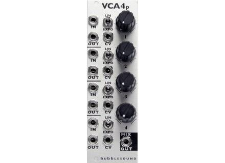 Bubblesound VCA4p