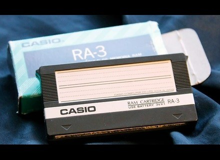 Casio RA-3