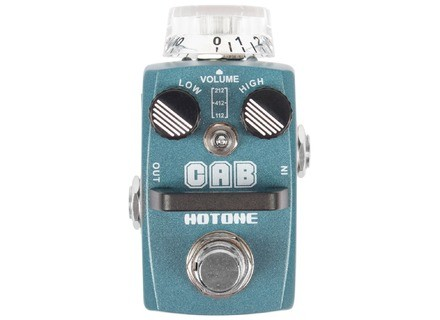 Hotone Audio Cab