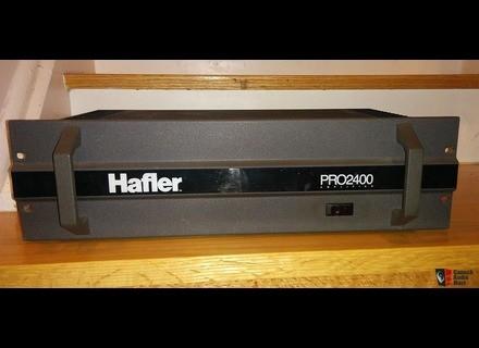 List of the 23 Hafler products - Audiofanzine