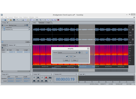Ivosight Soundop Audio Editor