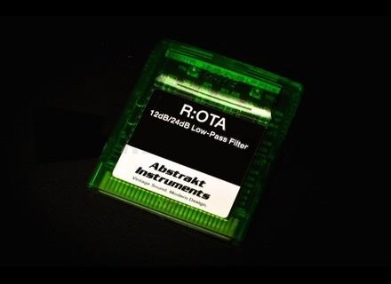 Abstrakt Instruments R:OTA Low Pass Filter Cartridge
