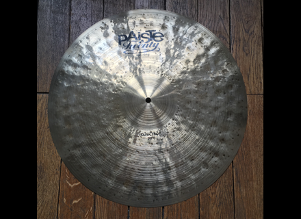Paiste Twenty Masters Dark Ride 20''