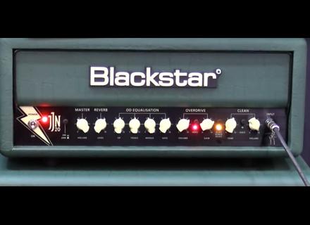 Blackstar Amplification Signature