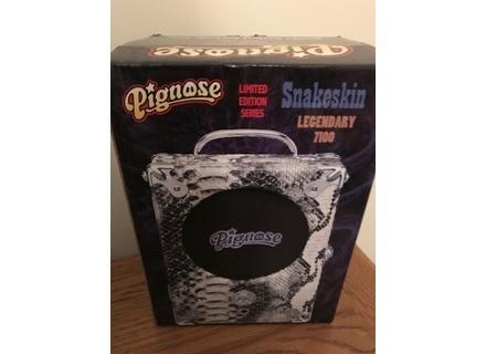 Pignose Legendary 7-100 snakeskin edition