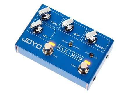 Joyo R-05 Maximum overdrive
