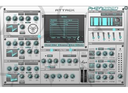 Phonic Attack PhenOmen