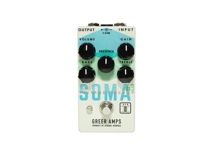 Greer Amplification Soma 63 Vintage Preamp