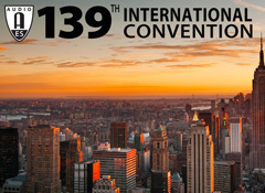 AES Convention 2015