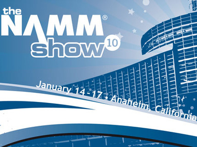 Winter NAMM 2010