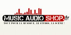 Music Audio Shop
