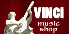 Vinci Music Shop