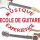 Association École de Guitare Musique Expérience - Cours guitare acoustique et électrique Paris 20