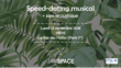 Soirée speed dating musical le 12/11 à Paris (1er arr.)