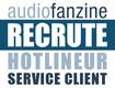 Audiofanzine recrute hotlineur / service clients H/F