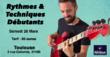 Bruno Tauzin · Masterclass Basse Rythmes & Techniques · 28 Mars Toulouse