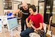 Ateliers de Guitare acoustique, électrique et basse à Lyon avec Wiplay